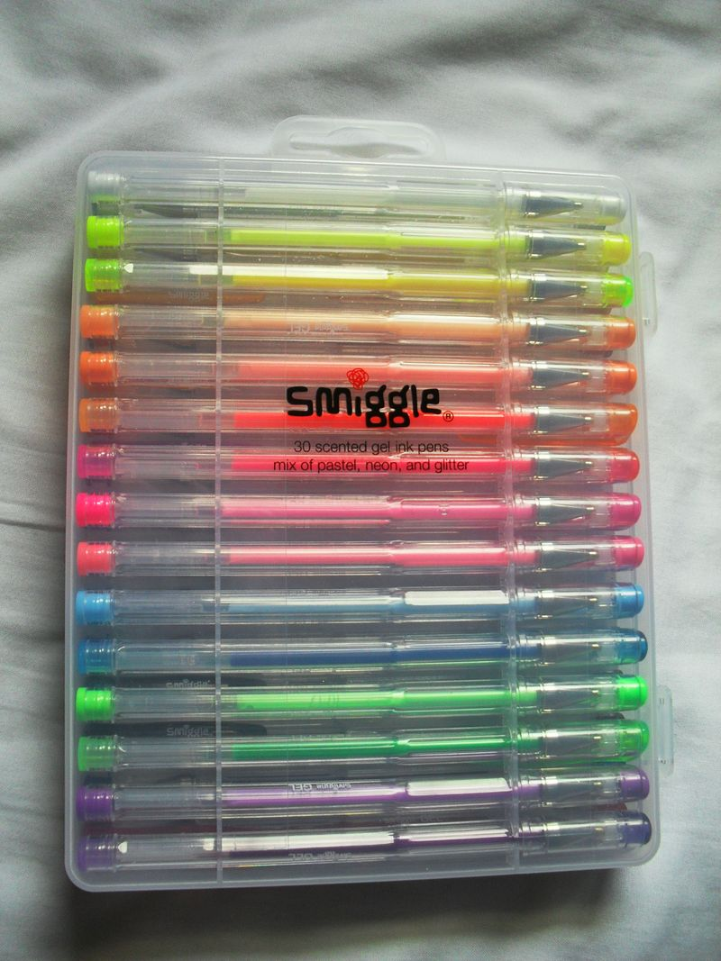30 pens